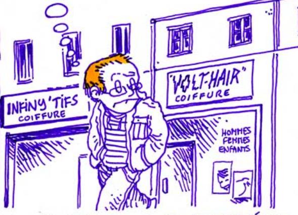 [Sampling] Combien de salons de coiffure ont un jeu de mots dans leur nom ? (Deuxième partie)
