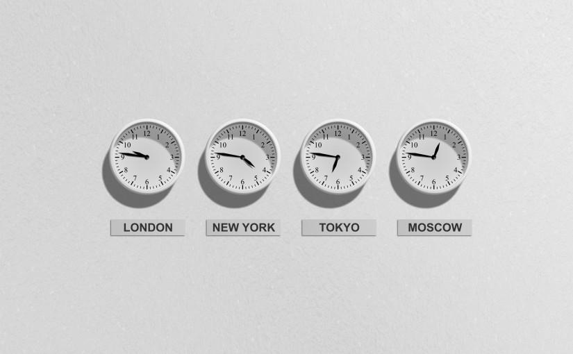 [15] Fuseaux horaires européens