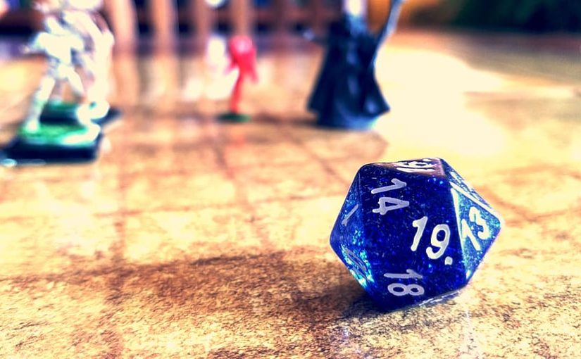 Rolling some dices